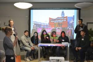 Stadt des Ankommens, Tagung in der HAW zur Situation der Flüchtlinge in Hamburg